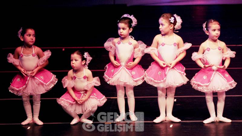 Geleceğin Dansçıları Dünya Dans Merkezinde