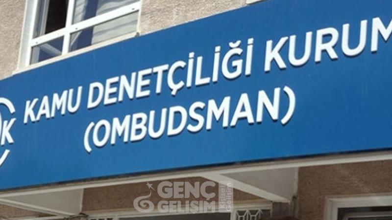 SGK Ombudsmanlık Kararı