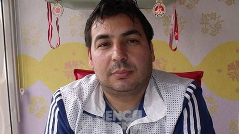 Alaşehir Belediye Karate Antrenörü Bilal Gültekin